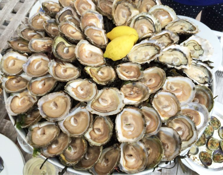 Where to eat oysters in paris