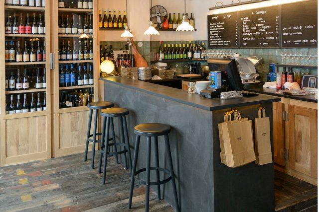 Natural Wine Bars Paris