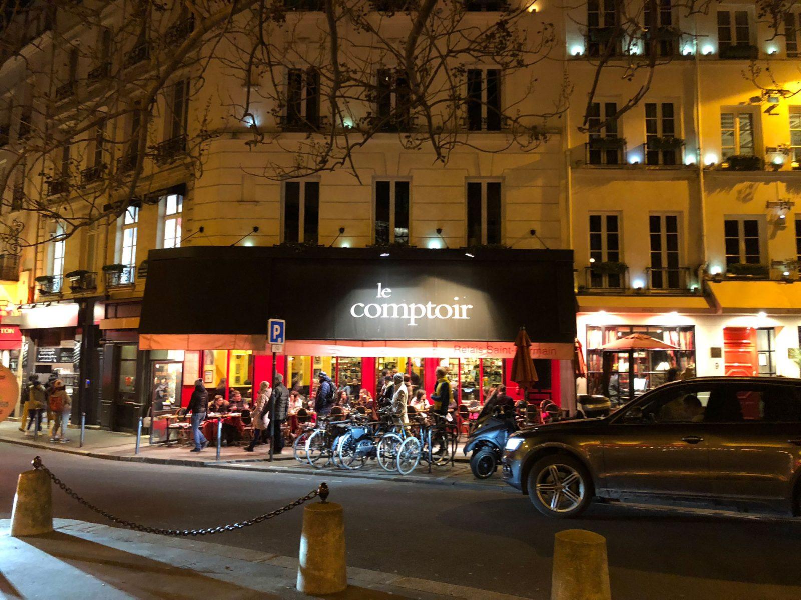 Le Comptoir Bistrot & Restaurant