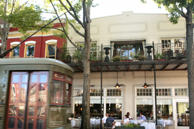Herbsaint Restaurant New Orleans